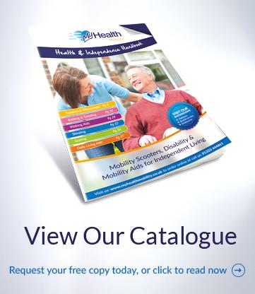 MyHealth Mobility catalogue