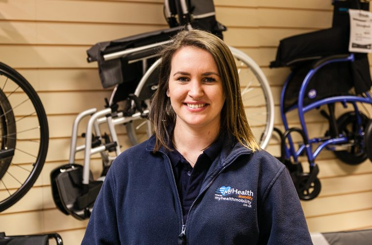 Rachel Hall at MyHealth Mobility
