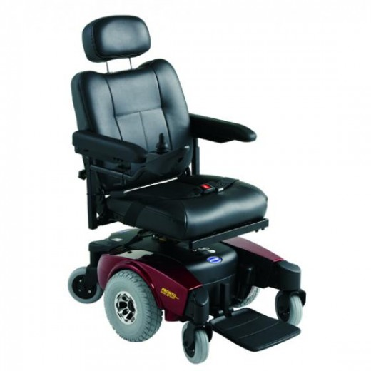 Invacare Pronto Powerchair