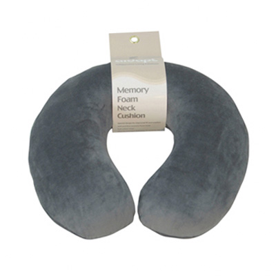 Aidapt Memory Foam Neck Cushion Grey