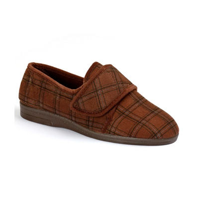 Sandpiper Steve Slippers Brown