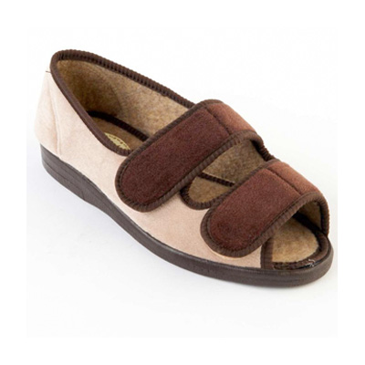 Sandpiper Doreen Slippers Brown