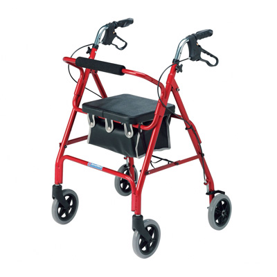 Roma Four Wheeled Walker