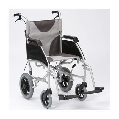 Drive Medical Enigma Ultra Lightweight Aluminium Transit Wheelchair