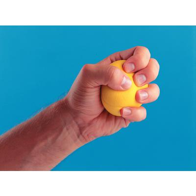 Pattersons Squeeze Ball Hand Exerciser