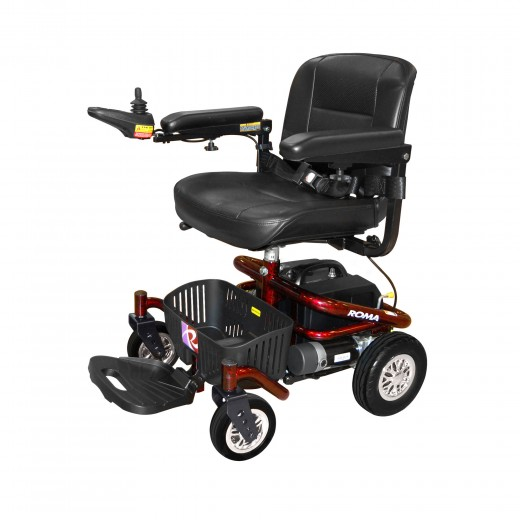 Roma Reno II Powerchair