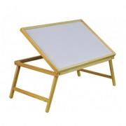 Aidapt Folding Adj Wooden Bed Tray