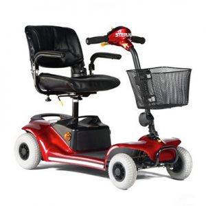 Sunrise Pearl Portable Scooter