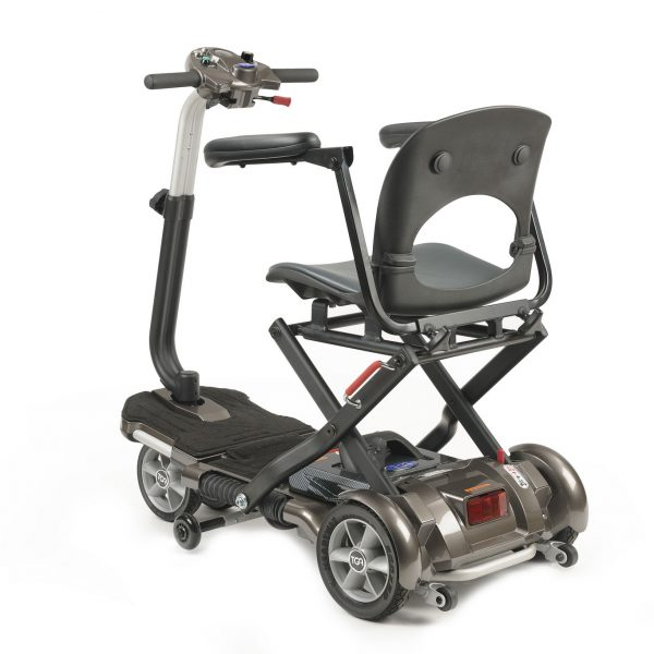 Portable mobility scooters at MyHealth Mobility